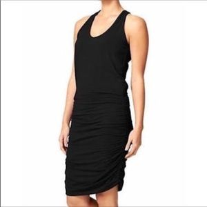 Athleta Racerback Tee Dress